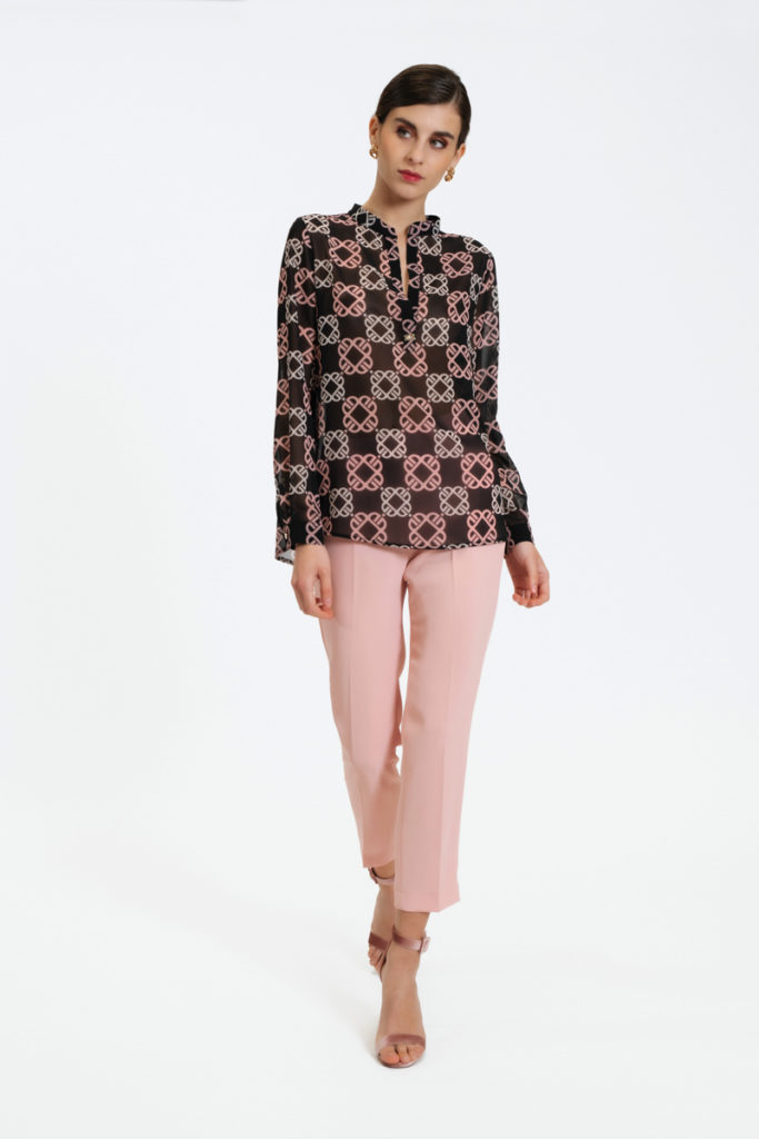 3544 Camicia Kim 3267 Pantalone Cervia