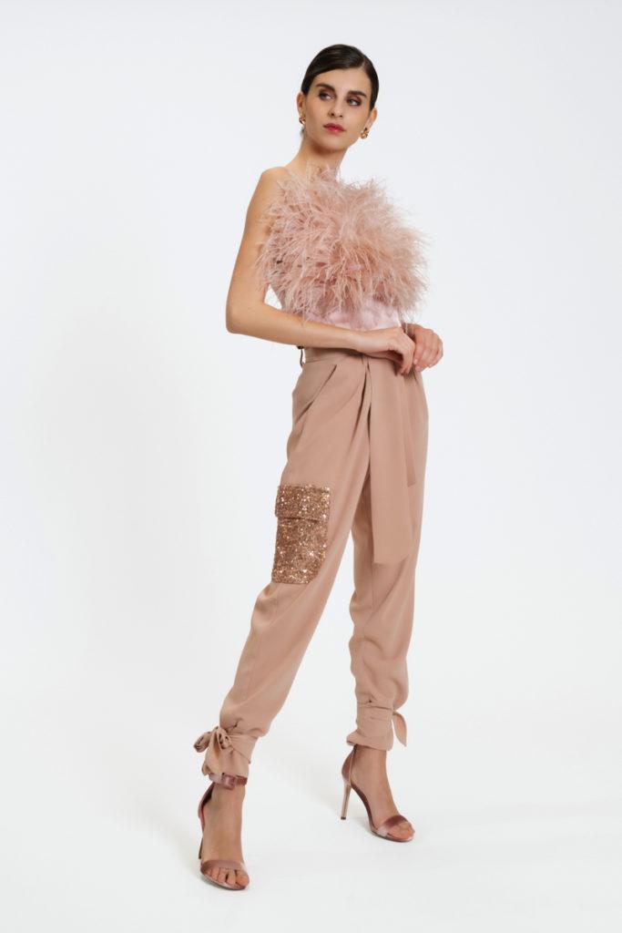 3549 Top Laila 3508 Pantalone Devis