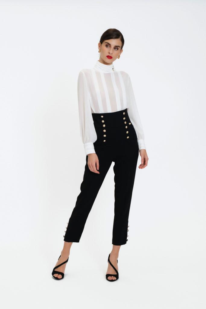 3480 Camicia Queen 3446 Pantalone Alex