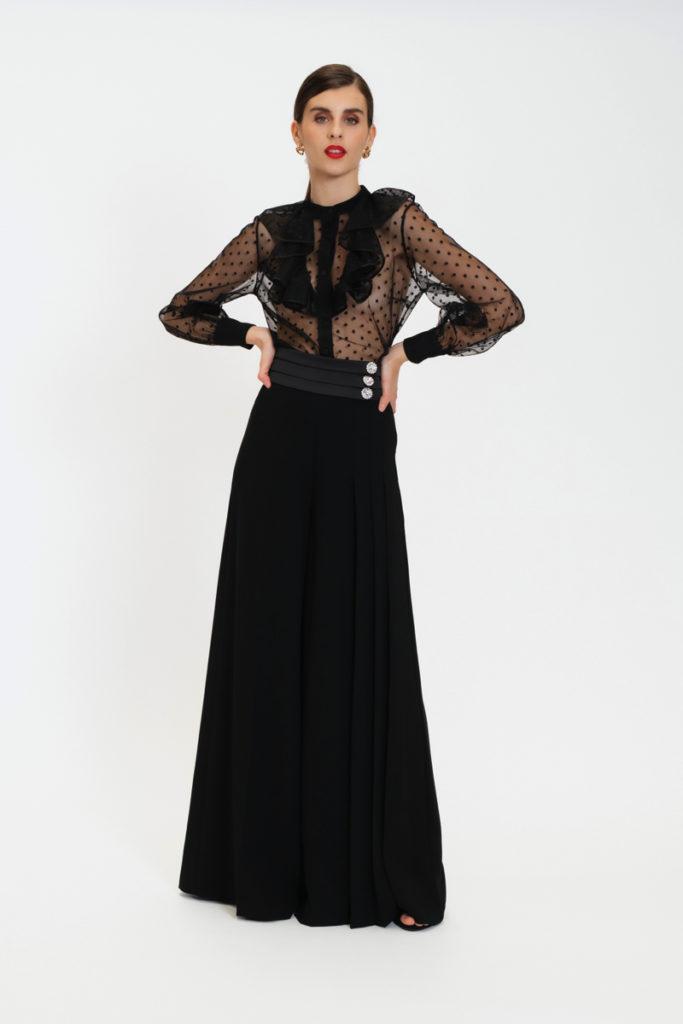 3497 Camicia Black 3459 Pantalone Carlo