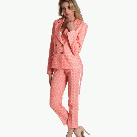 3720 Giacca Marlena 3721 Pantalone Dexter